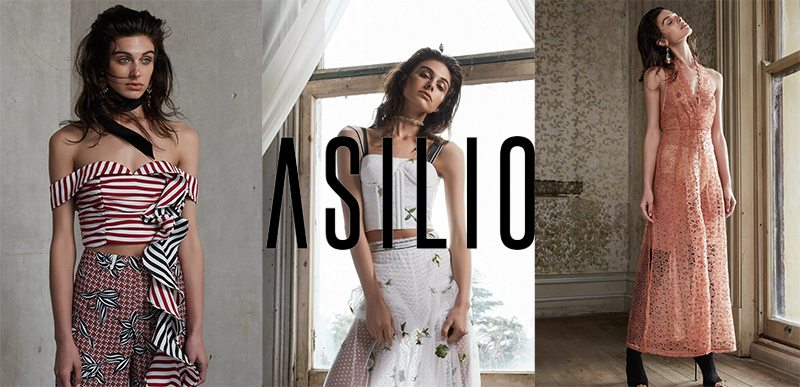 Brand Spotlight Asilio the Label | Shop now at Harry and Gretel Doubleview