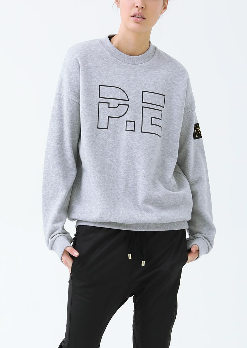 Heads Up Sweater P.E Nation | Sportswear | Athletic Wear | Harry and Gretel Doubleview