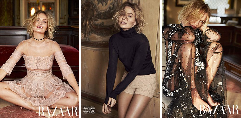 Perth Fashion | Lara bingle Worthington Harpers Bazaar 2017 Harry and Gretel