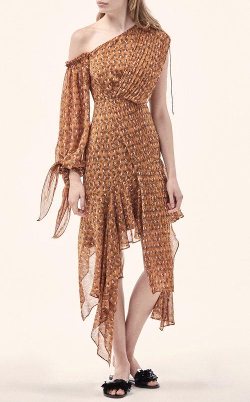 Aurora Dress | Amber Crescent | Harry & Gretel Doubleview | Dress