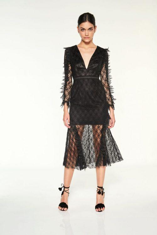 Pursue Midi Dress | Talulah | Harry & Gretel Doubleview | Dress