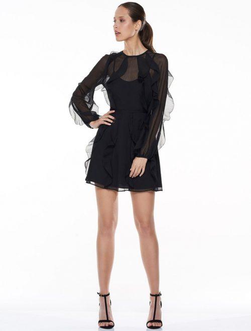 Playful L/S Mini Dress | Talulah | Harry & Gretel Doubleview | Dress