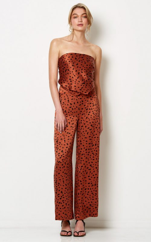 Wild Cat Pant | Bec & Bridge | Harry & Gretel Doubleview | Pants | Silk pant
