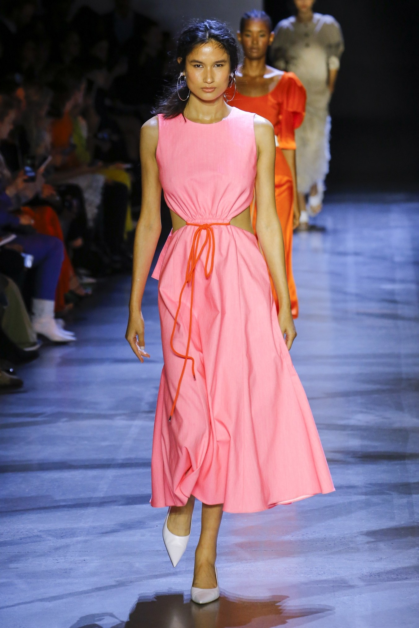 prabal gurung Pink | NYFW Spring 2019 | Harry and Gretel