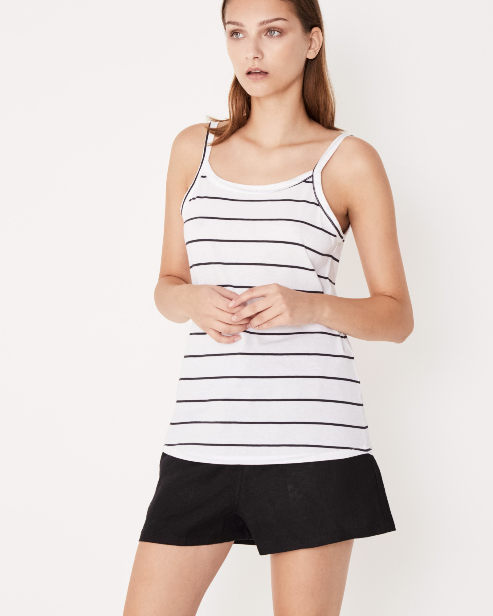 Daily Singlet Stripe by Assembly the Label / Harry & Gretel