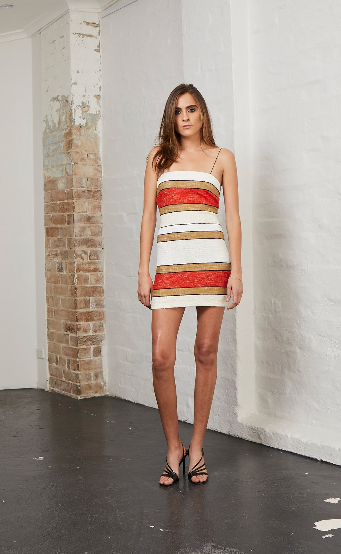 The Goldie Mini Dress by Bec & Bridge available at Harry and Gretel