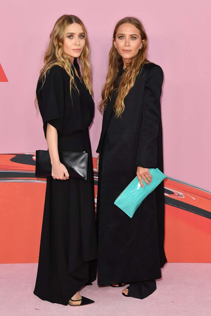 The Olsen Twins | CFDA Awards | harry & gretel