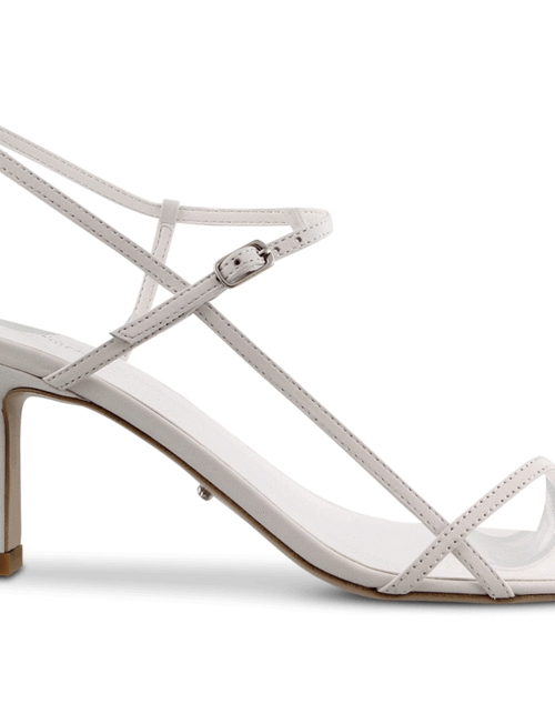 Caprice heel | tony Bianco| Harry & Gretel | Heel | Shoe | White heel