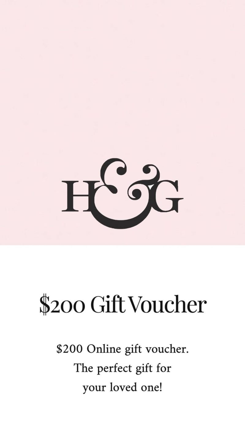 Gift Voucher | harry & gretel
