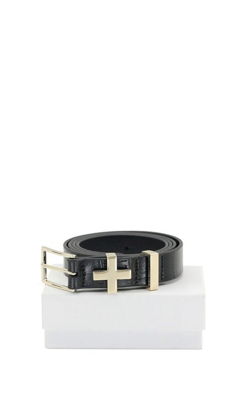 The Brooklyn Croc Belt | Dylan Kain | Harry & Gretel | Belt