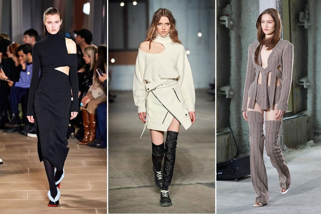 Fashion trends from NYFW | Cut Outs | Harry and Gretel