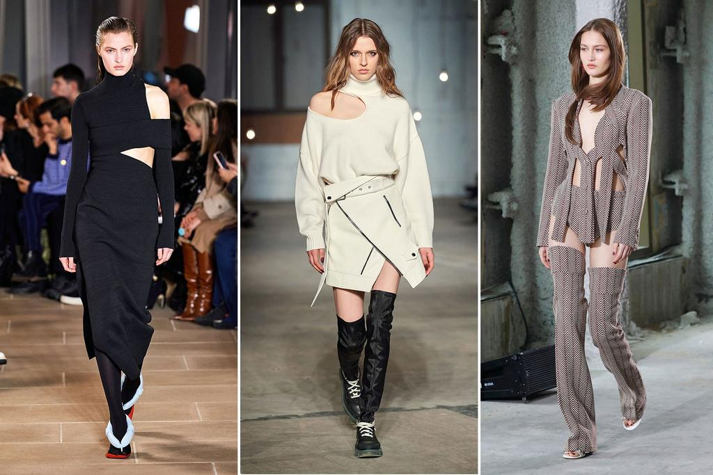 Fashion trends from NYFW