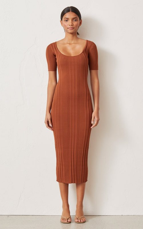 Toulouse Knit Midi Dress | Bec & Bridge | Harry & Gretel | Dress
