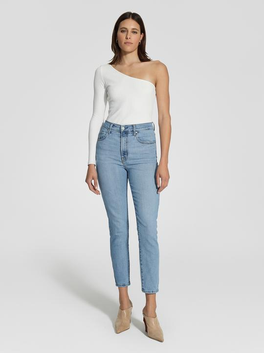 Frankie Jean Ankle Soulmate | Nobody Denim | Harry & Gretel | Jeans