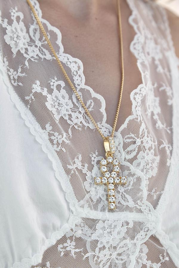 Faithful Necklace | Noah | Harry & Gretel | Necklace | Gold | Jewellery