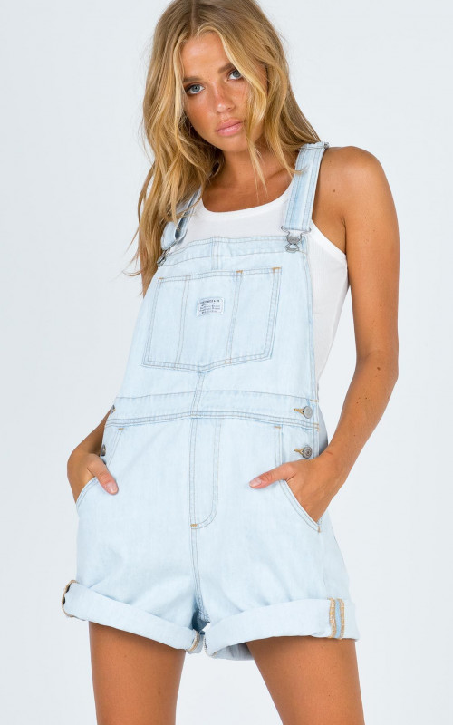 Vintage Shortall Caught Napping | Levis | Harry & Gretel | Overalls | Denim