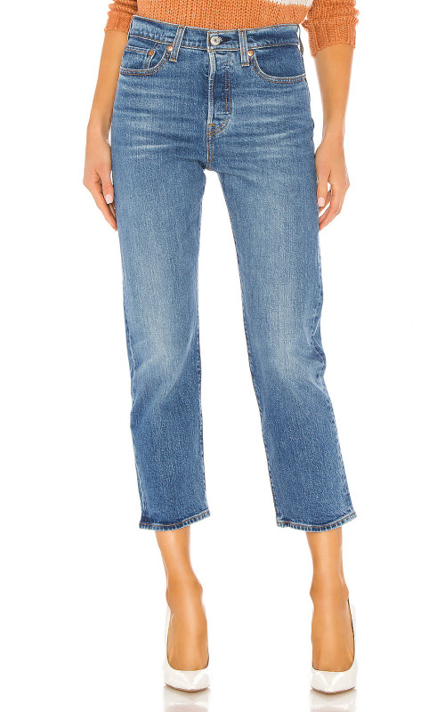 Wedgie Fit Straight Jive Sound | Levis | Harry & Gretel | Denim | Jeans