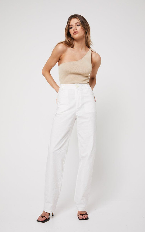 The One Shoulder Top | Harry & Grete | Perth | Atoir x rozalia | Top | Knit top