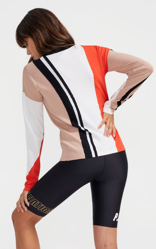 Pace Change Long Sleeve Knit Top | Harry & Gretel Perth | PE Nation
