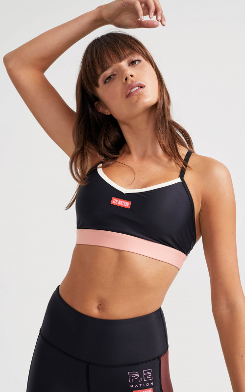 Point Forward Sports Bra | Harry & Gretel Perth | PE Nation | Activewear