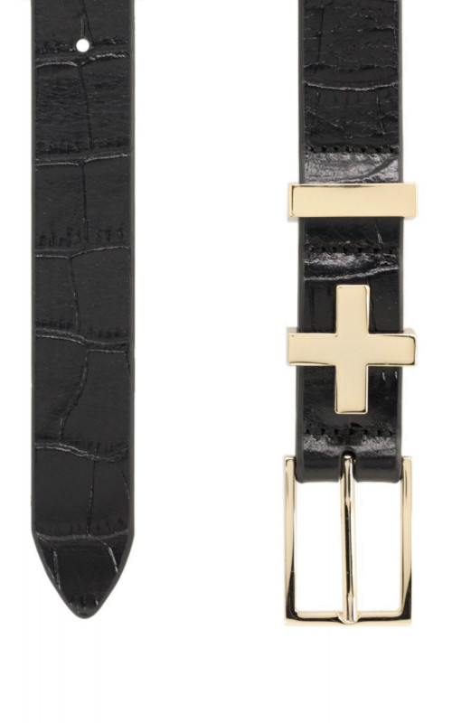 Brooklyn Croc Belt | Harry & Gretel Perth | Dylan Kain | Belt