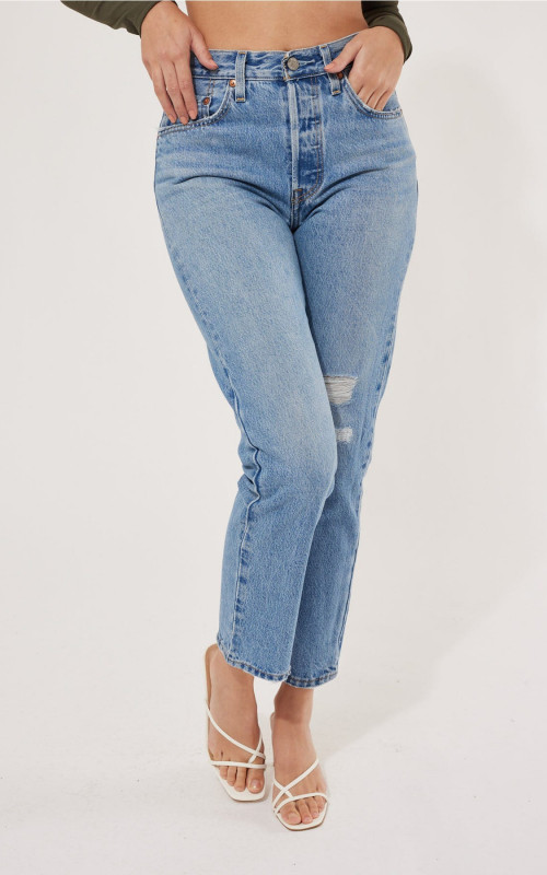 501 Crop Jean Luxor Reconstruction | Harry & Gretel Perth | Jeans | Denim