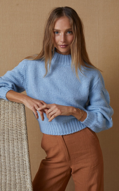 Celeste Knit Jumper | Harry & Gretel Perth | Bec + Bridge | Knit | Jumper