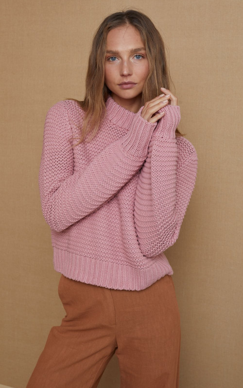 Elsa Knit Jumper | Harry & Gretel Perth | Bec + Bridge | Knit | Jumper