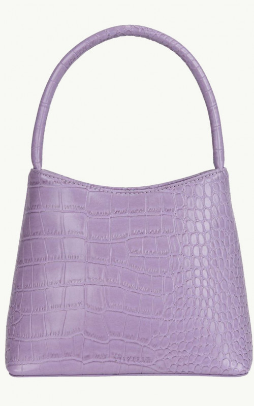 The Mini Chloe Bag Lilac Croc | Harry & Gretel Perth | Handbag | Bag