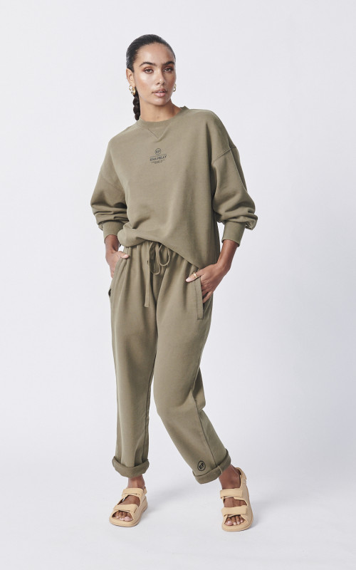 Track Jogger Olive | Ena Pelly | Harry & Gretel Perth | Trackpant