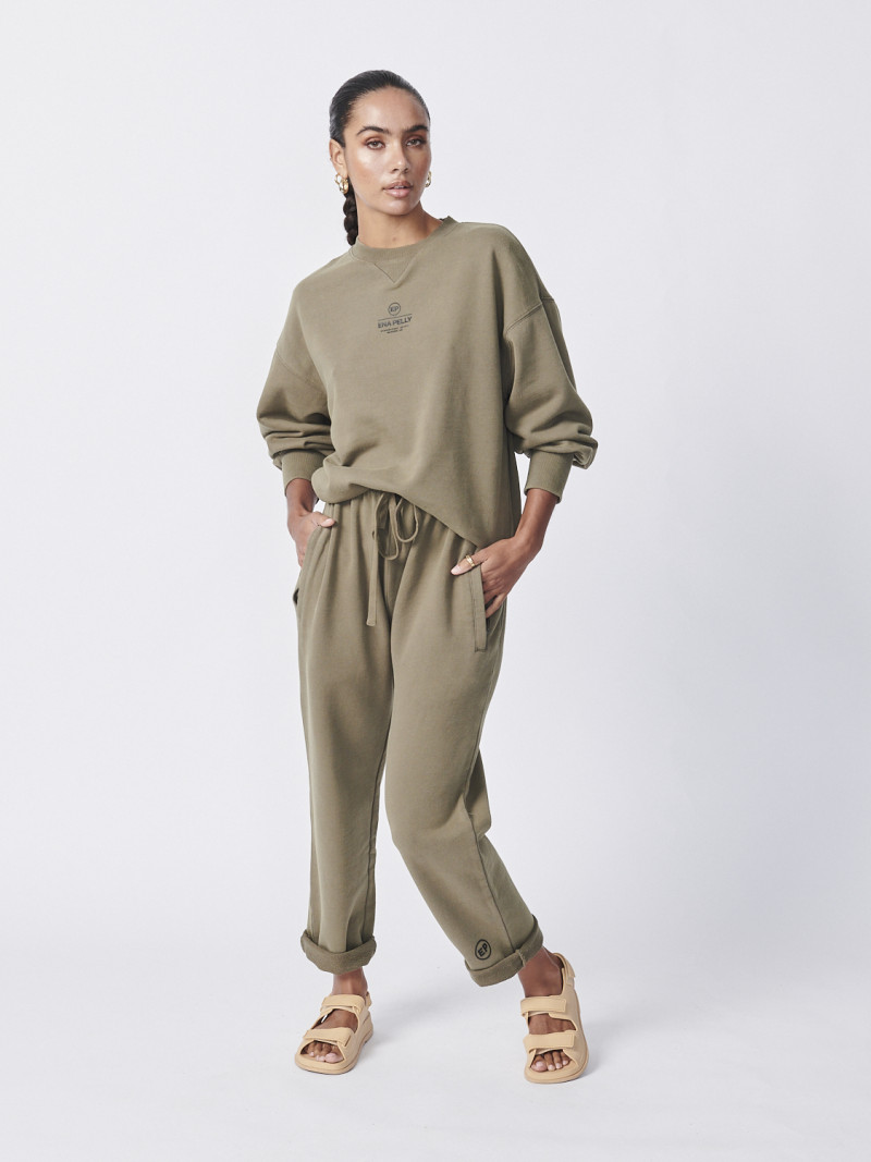 Track Jogger Olive   Ena Pelly   Harry & Gretel Perth   Trackpant
