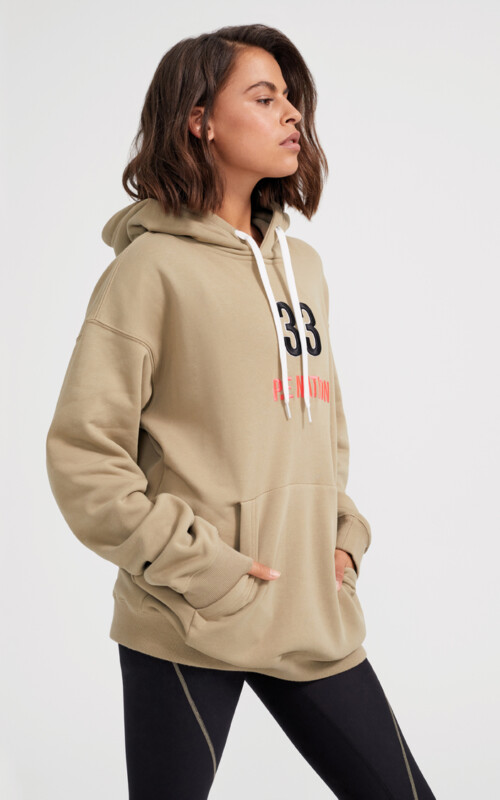 Double Team Hoodie | PE Nation | Harry & Gretel Perth | Jumper | Active |