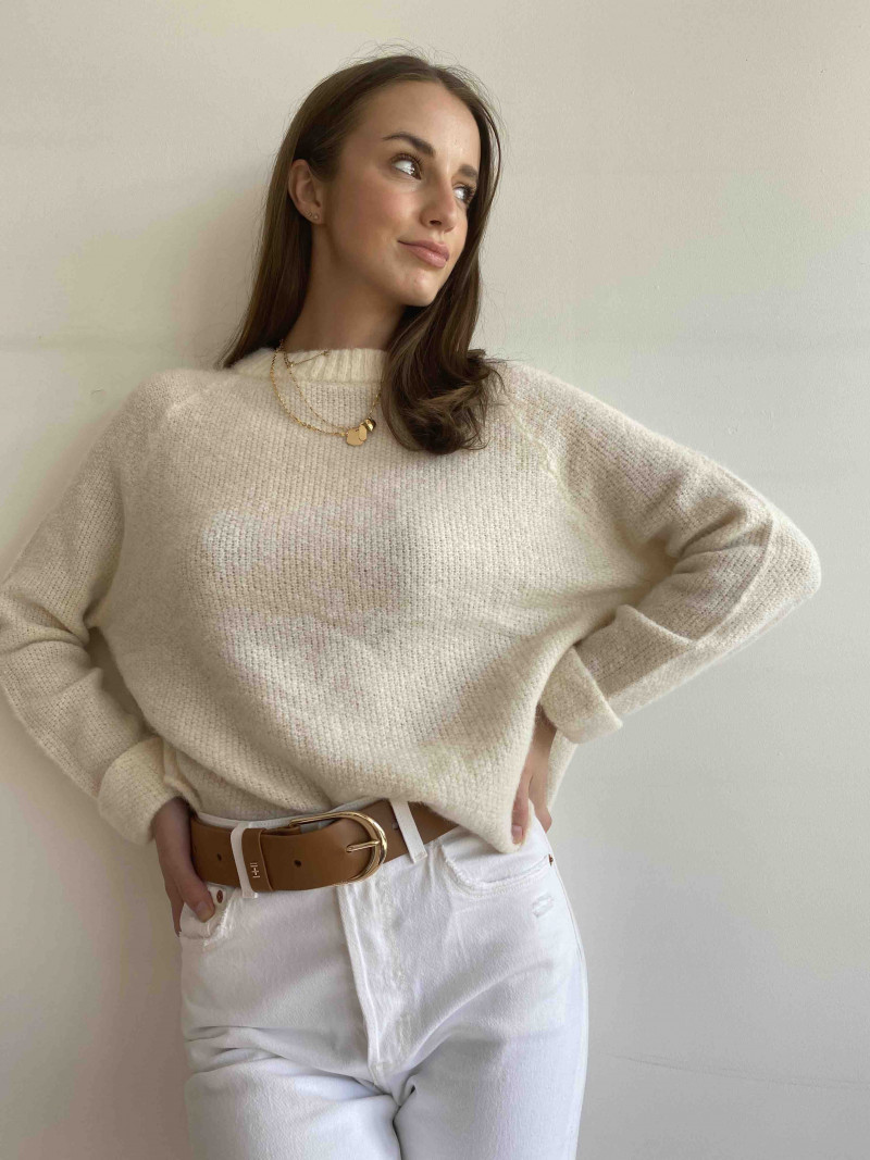 East A Round Collar Jumper   Harry & Gretel Perth   American Vintage   Knit