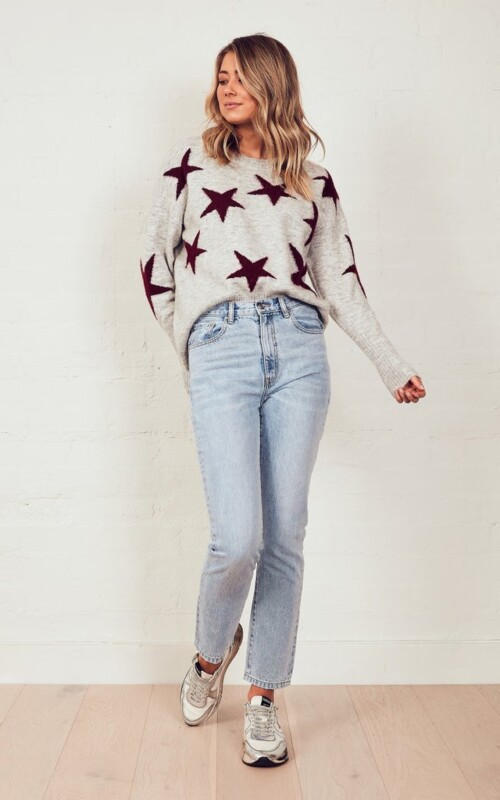 The Stars Knit Jumper | The Others | Harry & Gretel Perth | Knit | Jumper |