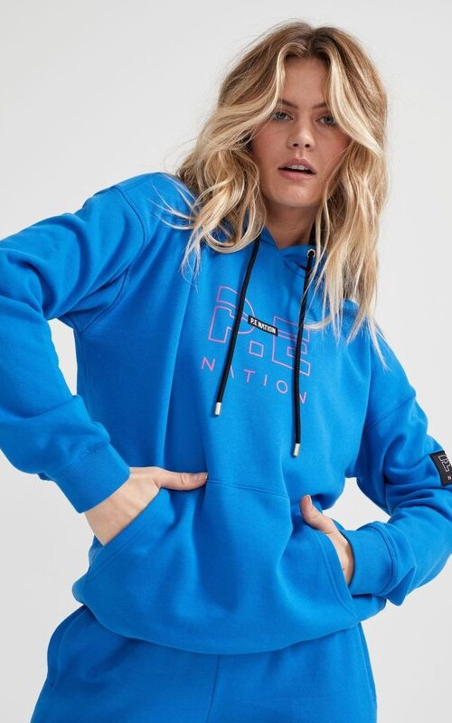 Endurance Hoodie Ballad Blue | PE Nation | Harry & Gretel Perth | Jumper