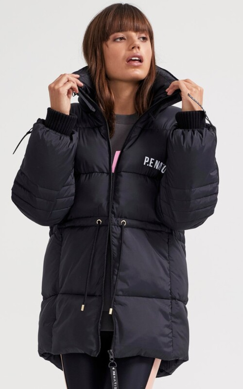 Full Court Jacket Black | PE Nation | Harry & Gretel Perth | Puffer |