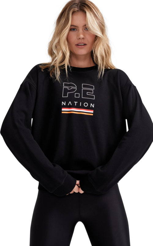 Ignition Sweat White | PE Nation | Harry & Gretel Perth | Jumper | Lounge