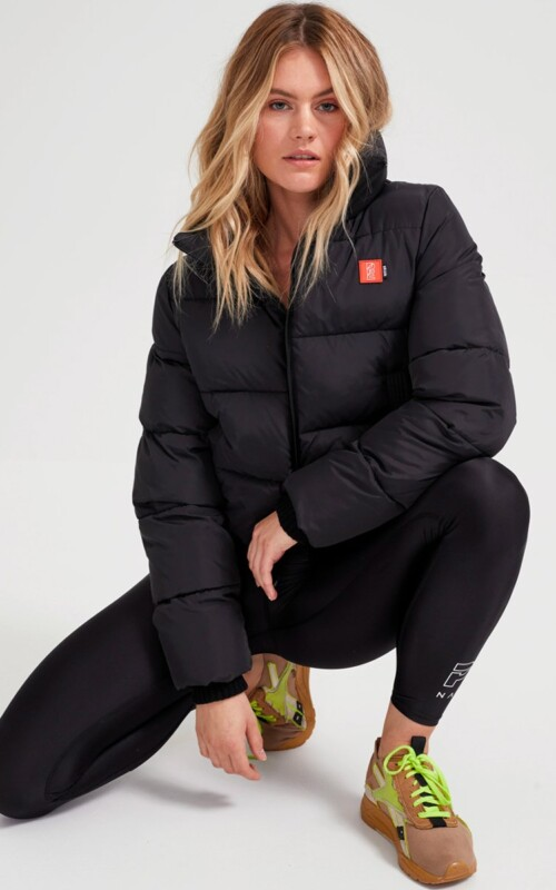 Ramp Run Puffer Black | PE Nation | Harry & Gretel Perth | Jacket |