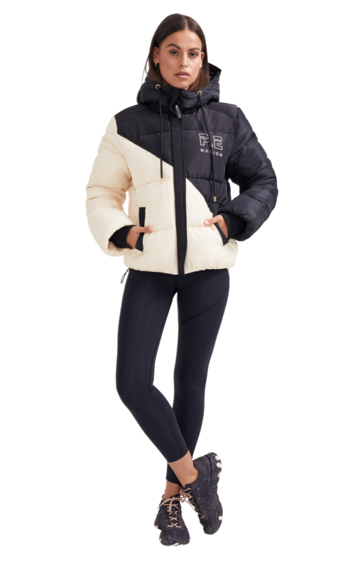 Stability Puffer Jacket   PE Nation   Harry & Gretel Perth   Activewear  