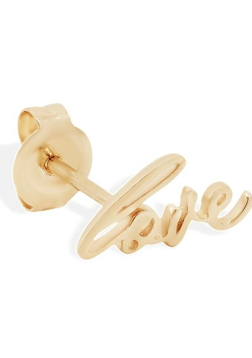 14k All You Need Earring | By Charlotte | Harry & Gretel Perth | Jewellery |