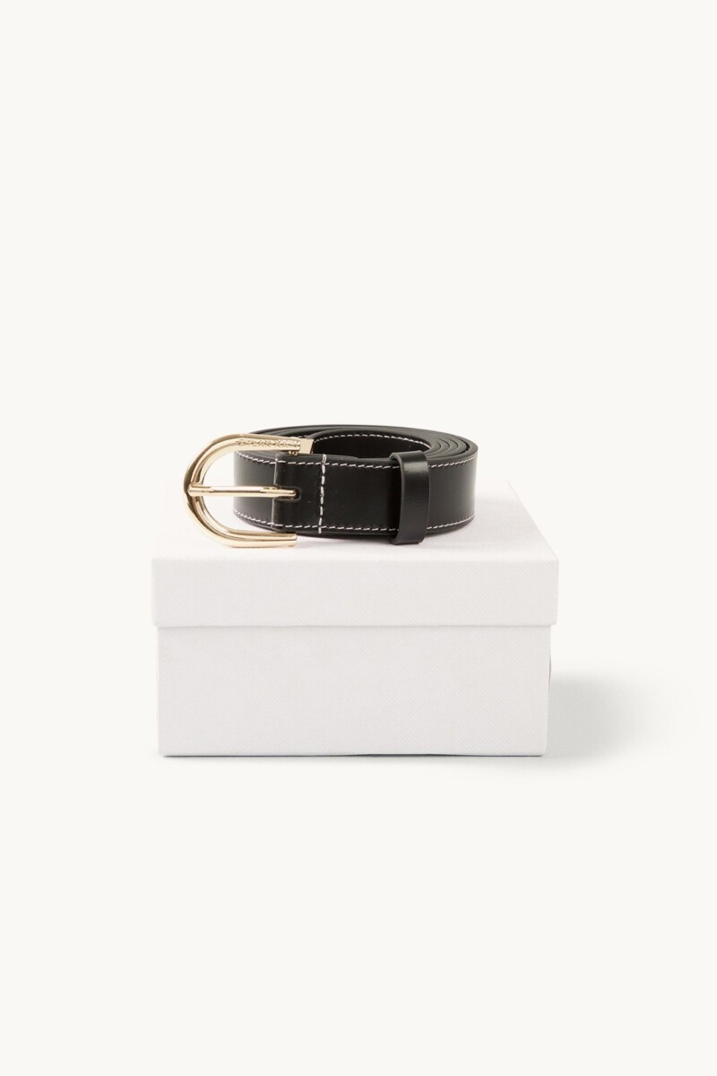 The Roberts Belt Gold | Dylan Kain | Harry & Gretel Perth | Accessories |